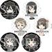 MONOTO-SITUATION デフォルメキャラクター缶バッジ6個セット