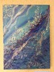 絵画(アクリル画)Aqua flow