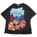 """""""Naughty By Nature / Craziest"""" Vintage Rap Tee Used"""