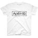 April in 85 / ロゴビッグTシャツ white