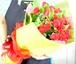 B0192) 真っ赤なバラの花束 NO3