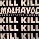"""Vintage 90s MALHAVOC """" PERMIDITATED MURDER """" Tee"""