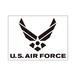 ミリタリーステッカー アメリカ空軍マーク
