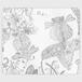手帳型(帯なし)サイズ(L):kazue.M_011(金魚)