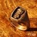 """""""Vulture & Skull"""" Ring / Silver 925"""