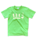 "B.O.K T-shirt ""yellow green"""