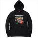 Supreme Barrington Levy & Jah Life Shaolin Temple Hooded Sweat