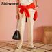 THE SHINZONE/シンゾーン ・センタープレスパンツ
