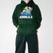 『90s CHILLS WEAR』aliens printed hoodie