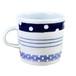 砥部焼 マグカップ (3種ボーダー)