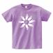 AsOneライトパープルTシャツ