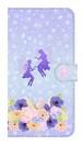 【鏡付き Lサイズ】Fairy Magic フェアリー・マジック 手帳型スマホケース