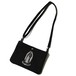 MARIA SHOULDER POUCH (BLACK) / RUDE GALLERY