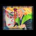 「炎の物語」複製キャンバス
