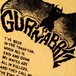 "Vintage 80s GUANA BATZ ( グアナバッツ ) "" KING RAT "" Tee"