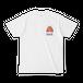 【Tシャツ】めんだこ侍DAKODA ホワイト