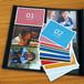 一ヵ月に1枚、カラフルなインデックスカード!Nakabayashi × OUR HOME 「マンスリーカード」 OUR-INC-2 【07029】