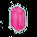 結晶 正方晶系 0468