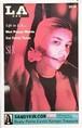 【ZINE】SANDY KIM 「LA XXX」(タブロイド)
