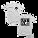 BABELロゴTシャツ 白