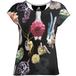 Botanical -vivid- / 全面プリントTシャツ