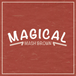 1st mini album「MAGICAL」