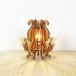 「ねことねずみ」木製フロアランプ 照明 インテリア かわいい