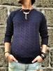 【イタリア老舗ニットFILIVIVI社100%使用】FLASHBACK FILIVIVI Merino wool