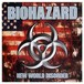 【USED】BIOHAZARD / NEW WORLD DISORDER