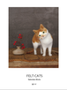 『FELT CATS -Nekolabo Works-』