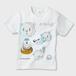 キャラコン落選ボツキャラ原画Tシャツ 悔しいから販売してみた笑 その2 暴風グマ(ボウフウグマ)※お肌にやさしいガーメントインクジェット印刷