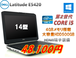 DELL Latitude E5420 Corei5 2520M 2.5GHz / メモリー4GB HDD500GB / Windows10 Home 64bit / 14型[1366×768]