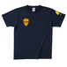 相模原鉄道模型クラブ「Tシャツ」ポケット付 (生地ネイビー) 1900型 (送料無料)