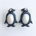 Penelope Penguin earring[e-819]