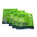 強力くもり止め セイベ クリーナー&アンチフォグ シートタイプ 4個 | ZEIBE CLEANER & ANTI-FOG ZEIBE01M