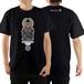 Tシャツ(徳川家康) カラー:ブラック