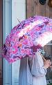 晴雨兼用傘(折り畳み) 「tin」  umbrella・parasol
