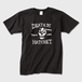 Death by Hatchet Tシャツ メンズ 黒