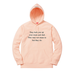 Supreme They Fuck You Up Sweatshirt