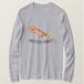 クレステッドゲッコー ロングT shirt USサイズ Made in America