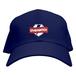 avenomix / BOX-LOGO CAP NAVY