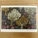 Post Card ポストカード 「森を歩いて行く」 #中井絵津子