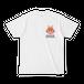 【Tシャツ】めんだこ侍DAKODA ホワイト2