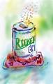 SUPER RICKEY(ジクレーA4プリント)