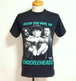 1980's THE THREE STOOGES Tシャツ 黒 表記(M)