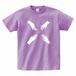 all one ライトパープル Tシャツ