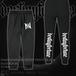 Destinyfortune SWEAT PANTS BLACK