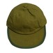 COMFORTABLE REASON / LINEN LEISURE CAP -OLIVE-