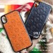 SMILE Leather iPhone Half CASE (XR用)