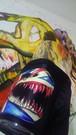 iLachica(イラチカ)dinosaur unionjack~MAGO design メンズボクサーパンツ